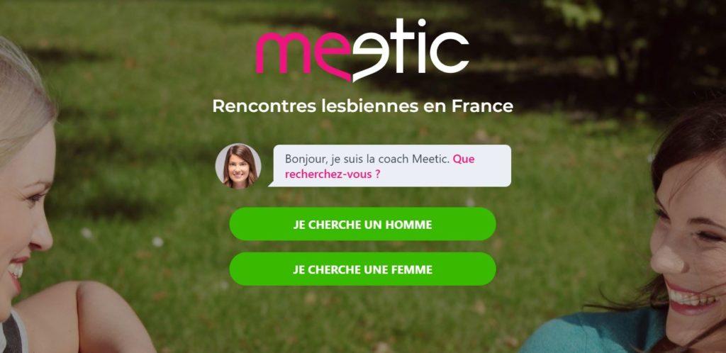 meetic lesbienne 2019